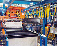 Zinc Plating Barrel Tank System